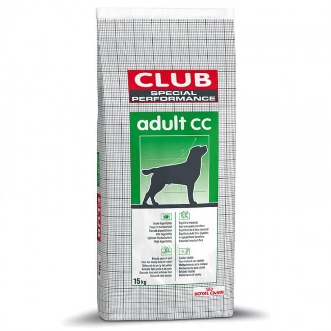 Royal Canin CLUB PRO ADULT CC Корм для собак 20 кг