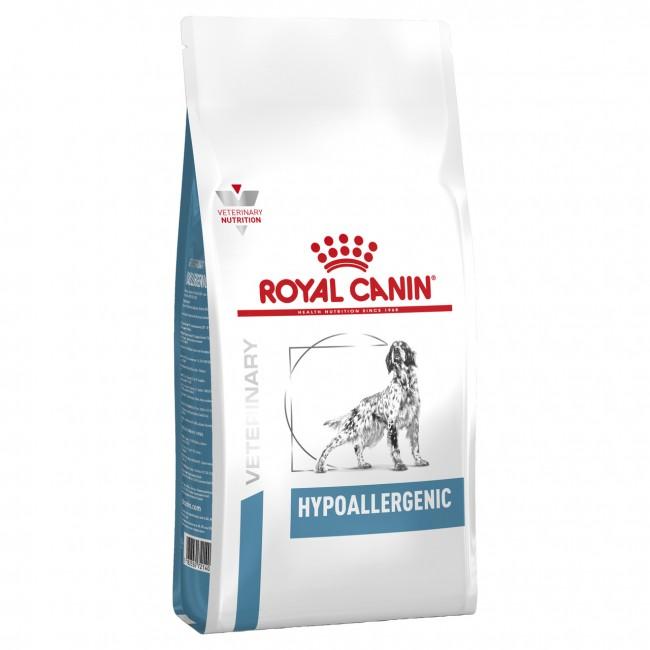 ROYAL CANIN  HYPOALLERGENIC Сухой корм для взрослых собак