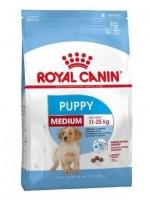 ROYAL CANIN MEDIUM PUPPY корм для щенков