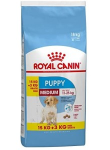 ROYAL CANIN MEDIUM PUPPY 15+3кг