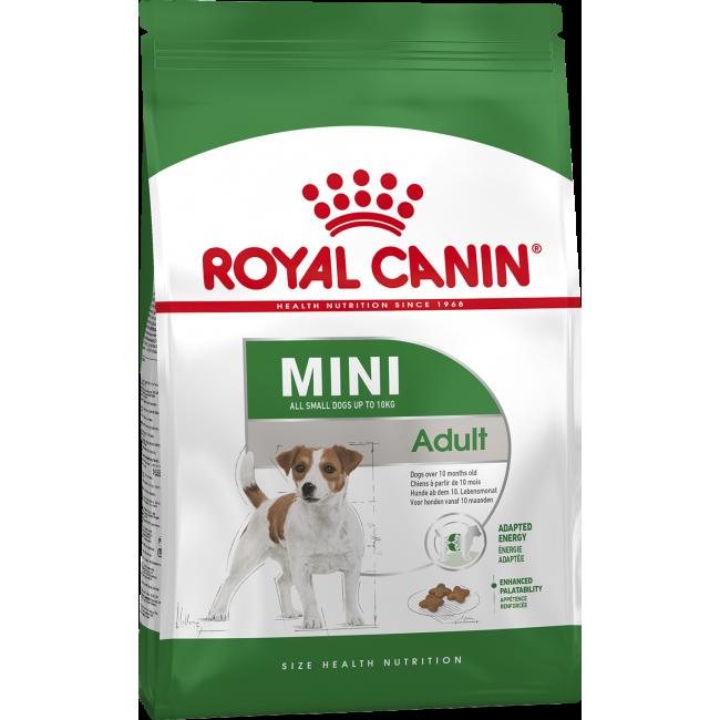 Royal Canin MINI ADULT Корм для собак с 10 месяцев до 8 лет