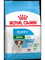 Royal Canin MINI PUPPY Корм для щенков в возрасте c 2 до 10 месяцев