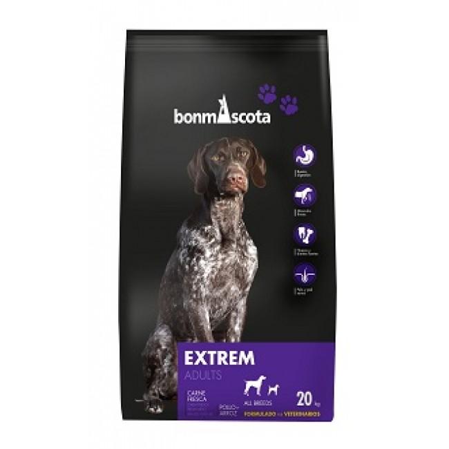 Bonmascota EXTREM корм собак