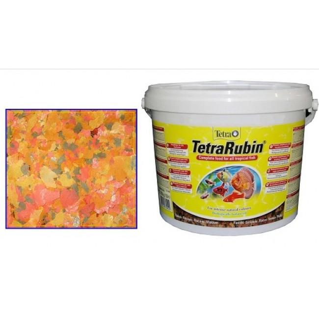 Tetra Rubin корм для аквариумных рыбок 10 грамм