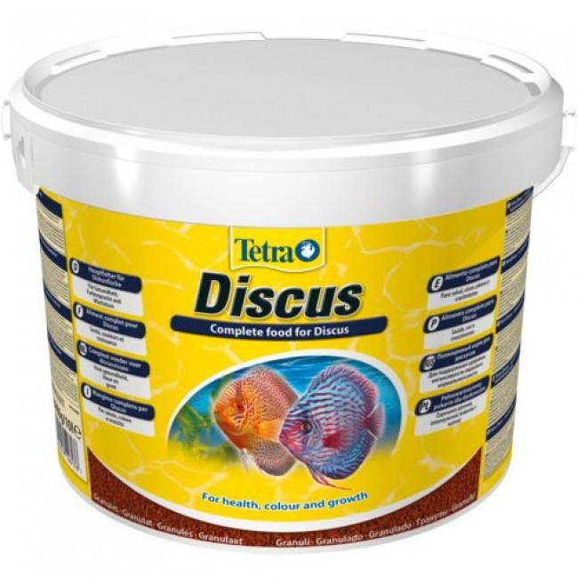 Tetra Diskus основной корм для аквариумных рыбок 10 грамм