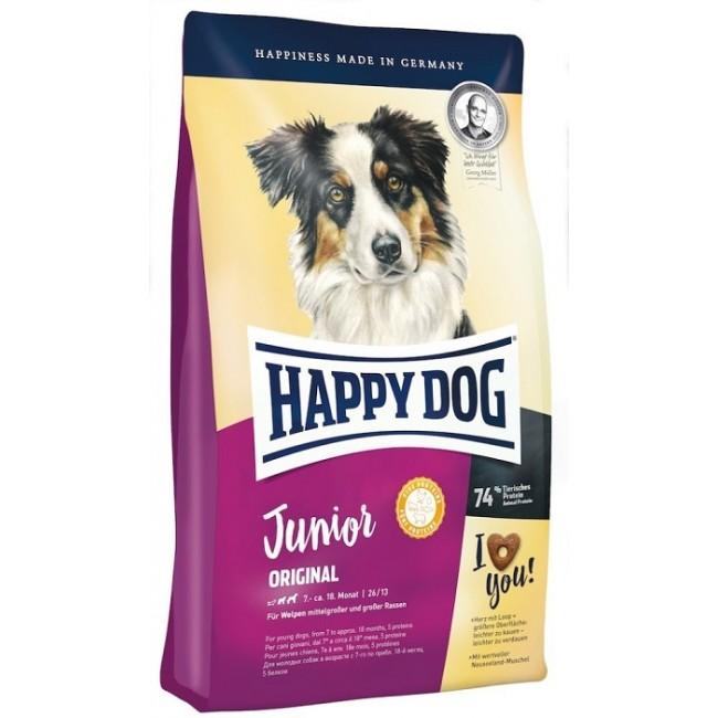 HAPPY DOG JUNIOR ORIGINAL корм для щенка