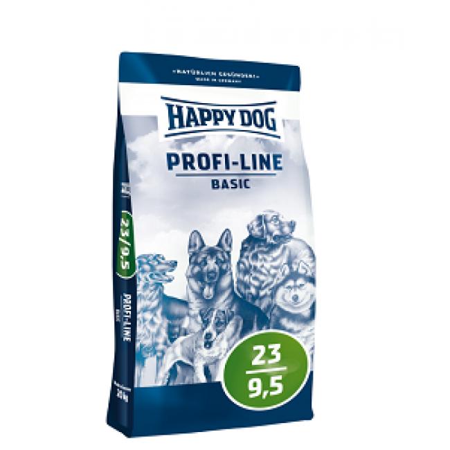 Profi-Line Basic 23/9,5 корм для взрослых собак