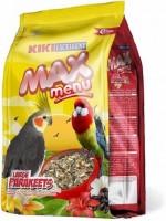 KIKI . Корм для средних попугаев KIKI MAX MENU