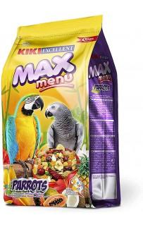 KIKI MAX MENU Корм для крупных попугаев