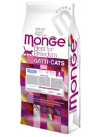 Monge  GATTI CATS  Adult cat,корм для кошек