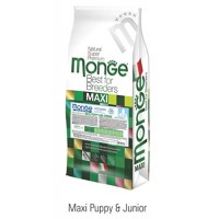 Monge Maxi Puppy  Junior