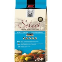 Picart Select  Mini Adult корм для маленьких , взрослых собак.