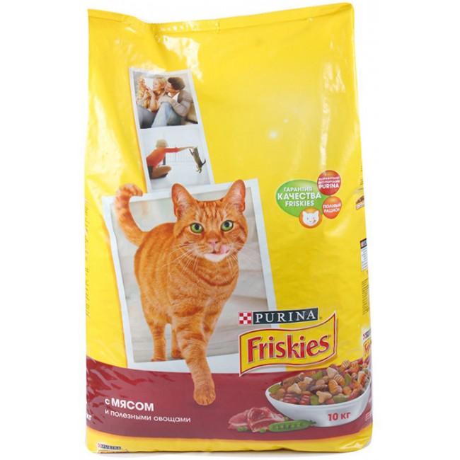 Purina Friskies Adult Корм для кошек