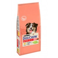 PURINA,  DOG CHOW ACTIVE корм для собак