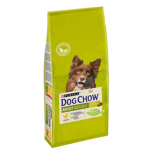 Purina DOG CHOW ADULT CHICKEN корм для  собак
