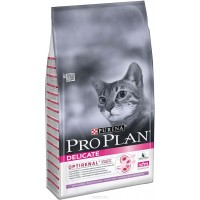 Purina Pro Plan Delicate Корм для кошек