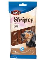 TRIXIE Stripes Лакомство с бараниной для собак 100г