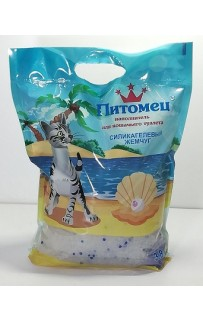 Наполнитель для кошачьего туалета Питомец 3,8 литр