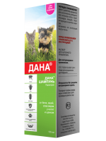 Apicenna  ДАНА Шампунь для котят и щенков 135ml