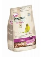 Корм для волнистых попугаев , PREMIUM , LOLOpets