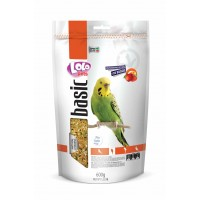 Корм для  попугая фруктовый ,Basic LOLO pets