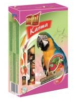 Корм для крупных попугаев - с фруктами и овощами  VITAPOL