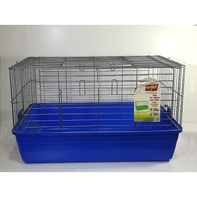 Клетка для кроликов и морских свинок ZVP-6023