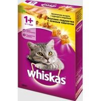 Корм сухой для кошек Whiskas